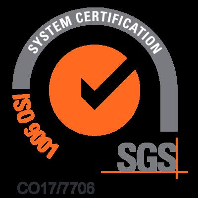 Logo SGS - Acreditación